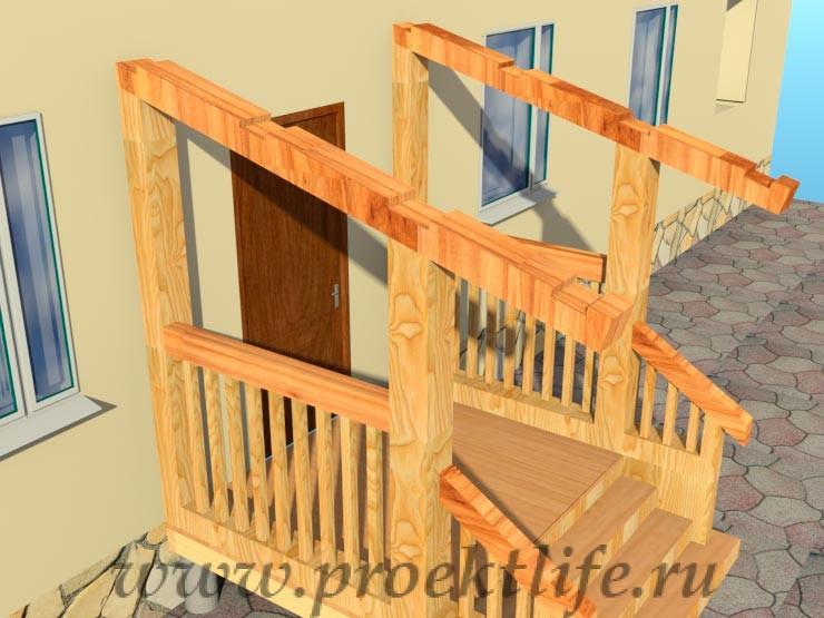 Как построить крышу своими руками своего дома