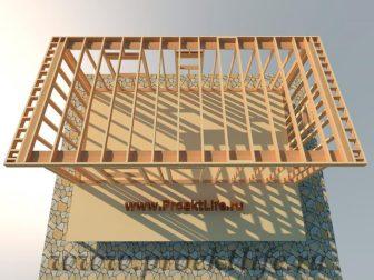дачный домик - Дачный домик-пошаговая технология строительства - крыши 1 336x252