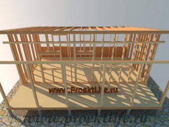дачный домик - Дачный домик-пошаговая технология строительства -  веранды 2 336x252