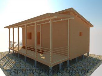 дачный домик - Дачный домик-пошаговая технология строительства - имитация бруса 2 336x252