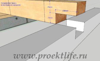 Банька из бруса - Банька из бруса 3х4 рабочий проект -  бруса 2 336x203