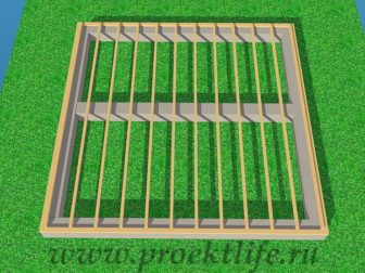 Баня 4х4 - Баня 4х4 из мини бруса - фото проект -  мини брус лаги 336x252