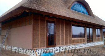 ЭкоДом - Как построить энергоэффективный ЭкоДом -  дом фасад 336x181