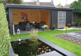 ПроектЛайф садовый-домик