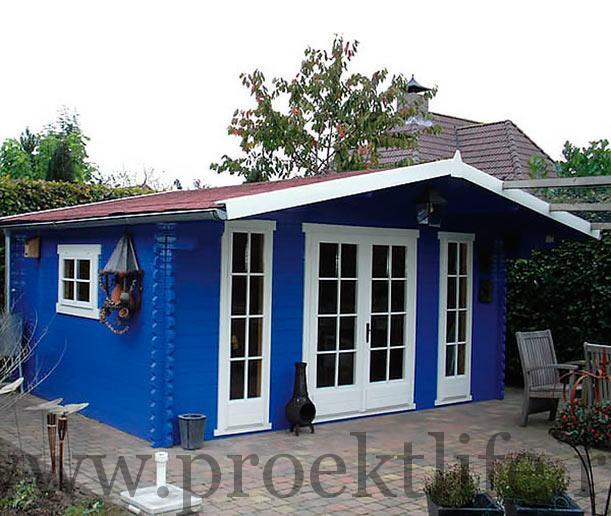 Синий домик комфорт лайф