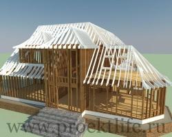 Каркасные дома под ключ – это качество, тепло по доступной цене
