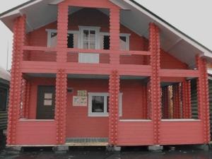 DSнC03430 300x225 - Недорогие дома из двойного бруса по цене однокомнатной квартиры.