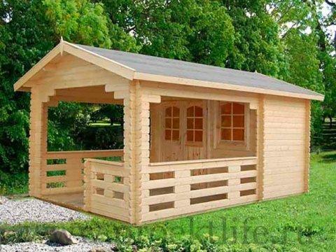 """Садовый дачный домик """"Уют"""""""