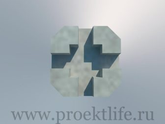 Фундамент - Опорный столбчатый фундамент -  столбчатый фундамент 2 336x252