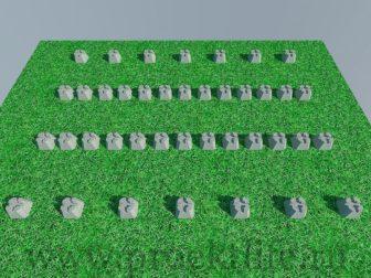Фундамент - Опорный столбчатый фундамент -  столбчатый фундамент 3 336x252