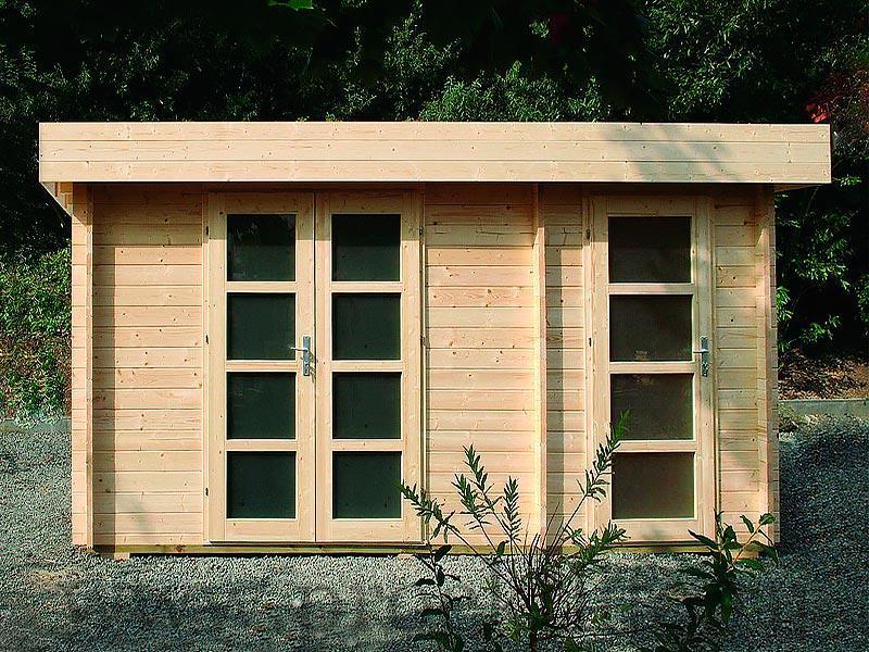 Садовые деревянные домики из бруса под ключ - Садовые деревянные домики из бруса под ключ: комфорт по доступной цене - 1 7