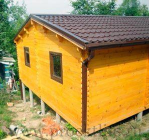 """Садовый деревянный дом """"Рикардос"""""""