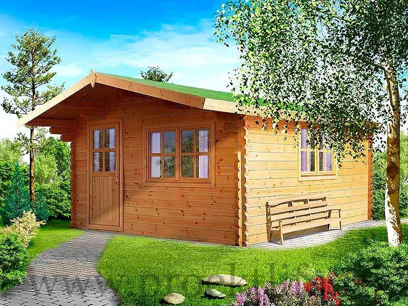 Садовые деревянные домики из бруса под ключ - Садовые деревянные домики из бруса под ключ: комфорт по доступной цене - 7 5