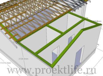 крыша - Как сделать крышу на пристройке к дому - 1 10 336x247