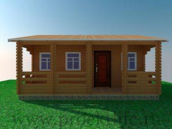 домокомплект дома из бруса