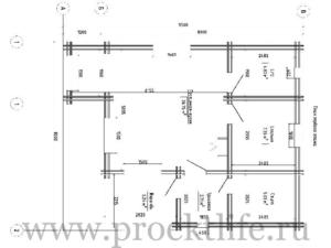 Двойной Брус - Дома по технологии двойной брус в Москве и МО -  1 эт 300x225