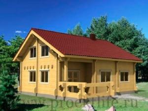 Дом с мансардой Иллинойс