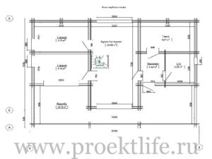 Двойной Брус - Дома по технологии двойной брус в Москве и МО - 2 6 300x225
