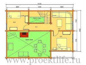 Двойной Брус - Дома по технологии двойной брус в Москве и МО - 462 1674 20100223182300 300x225