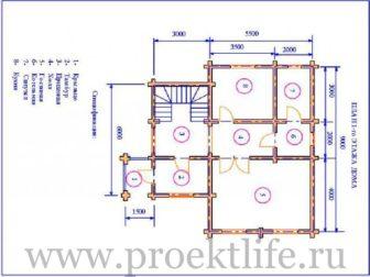 "p1 336x252 - Дом из двойного бруса ""Эталон"""