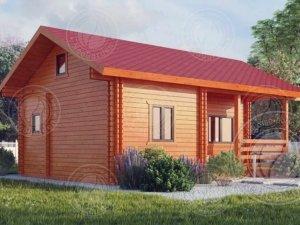 oniks2 min 300x225 - Недорогие дома из двойного бруса по цене однокомнатной квартиры.