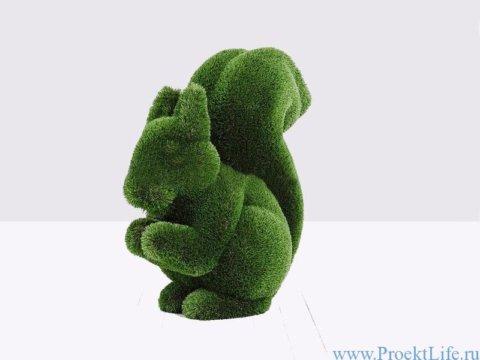Садовая скульптура Белки