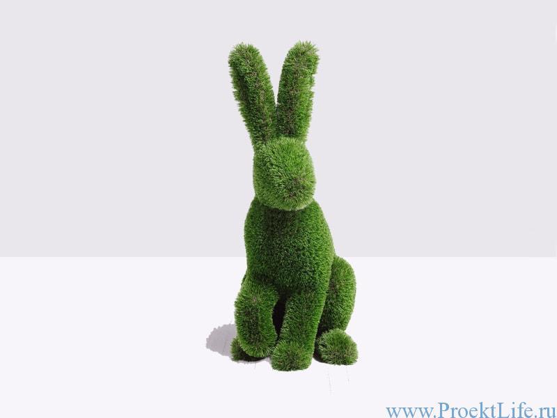 Топиари – Кролик