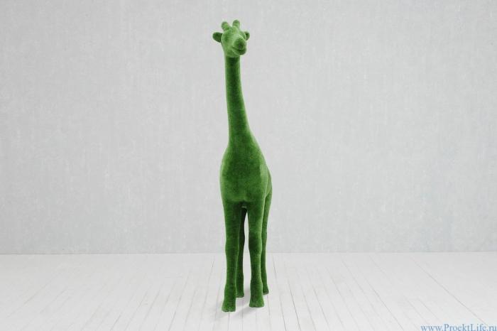 Садовая форма-жираф