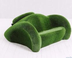Топиари – Машинка диван