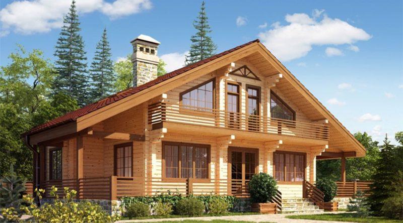 купить дом из двойного бруса под ключ новости Ростовской