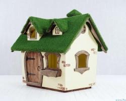 Топиари – Детский домик.