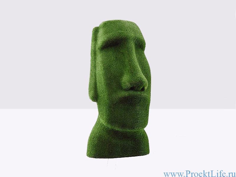 Садовая скульптура - Истукан