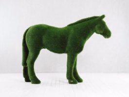 Топиари - Скульптура Коня