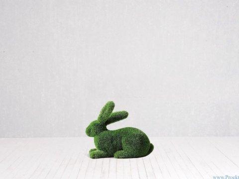 Садовая фигура - Кролик