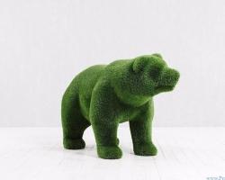 Топиари – Медвежонок