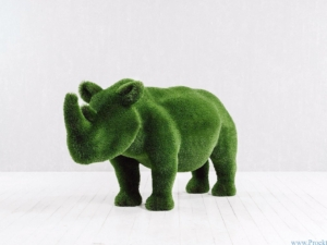 Топиари - Носорог маленький