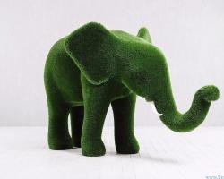 Топиарий – Слонёнок