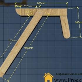 навес - Дачный стол трансформер своими руками - 15 min 1 280x280