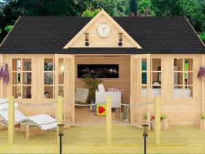 Садовые деревянные домики из бруса под ключ - Садовые деревянные домики из бруса под ключ: комфорт по доступной цене - dachnyydomik66 min 1024x768 min 300x225