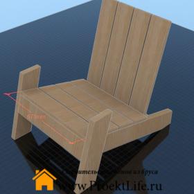 - Как сделать садовый стул своими руками - 8 min 2 280x280