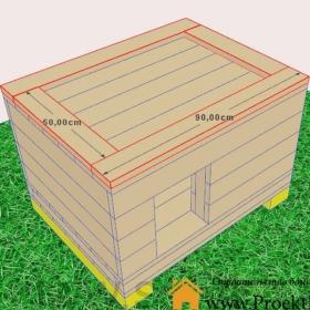 будка - Будка для собаки своими руками-чертеж - Screenshot 11 min 280x280
