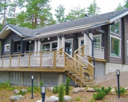 Строительство загородных деревянных домов