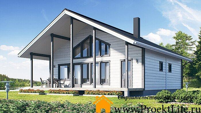 - Производство и строительство домов из бруса под ключ - Stroitelstvo domov iz brusa pod klyuch 5