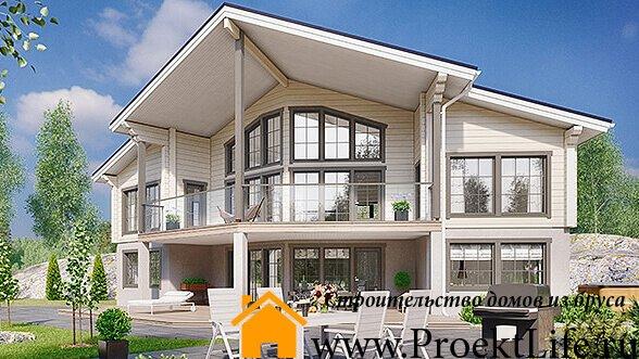 - Производство и строительство домов из бруса под ключ - Stroitelstvo domov iz brusa pod klyuch 6