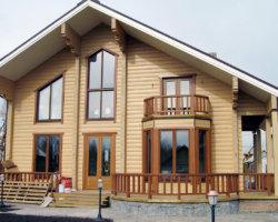 Строительство домов из бруса в Истре Московской области
